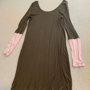 Victoria's Secret Forest Green Dress